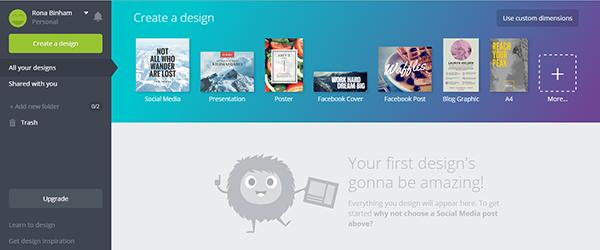 Download Gambar Canva Cara Menggunakan Aplikasi Canva