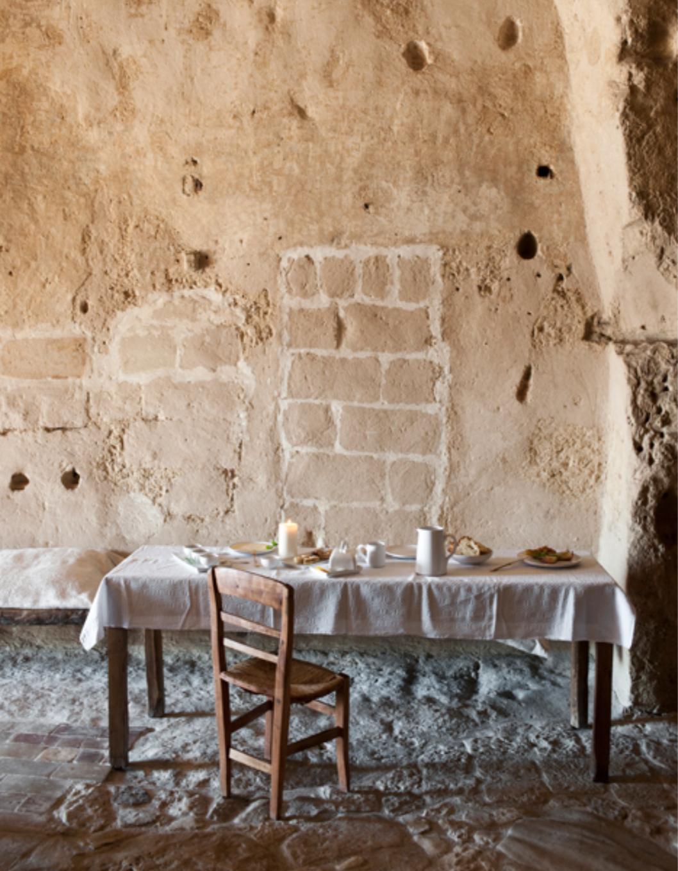 Matera Sextantio Hotel Albergo In Una Grotta Rustic  # Muebles Laura Elda