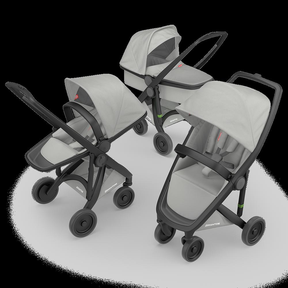 3 in 1 in 2020 Stroller, Modern nursery, Baby gear stroller