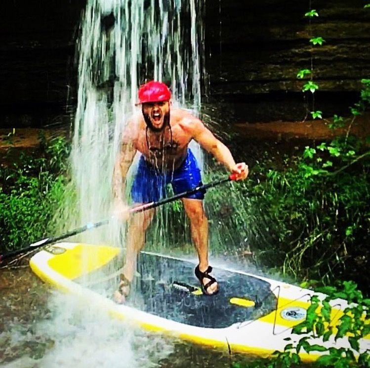 Chasing waterfalls waterfall camping