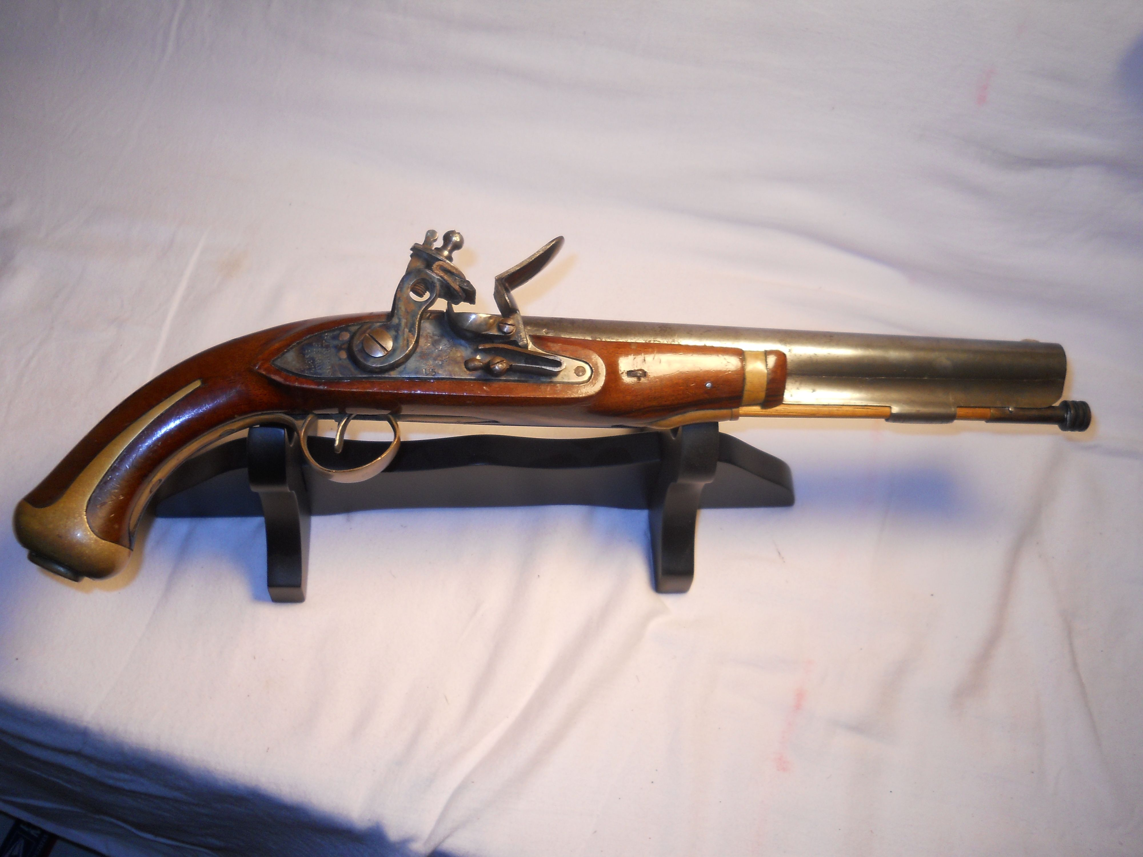 My 1807 Harper's Ferry  54 Caliber Black Powder Muzzleloader