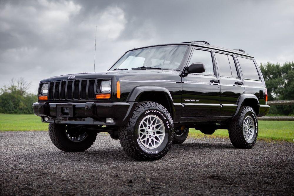 Ebay 1998 Jeep Cherokee Limited 1998 Jeep Cherokee Limited 4x4