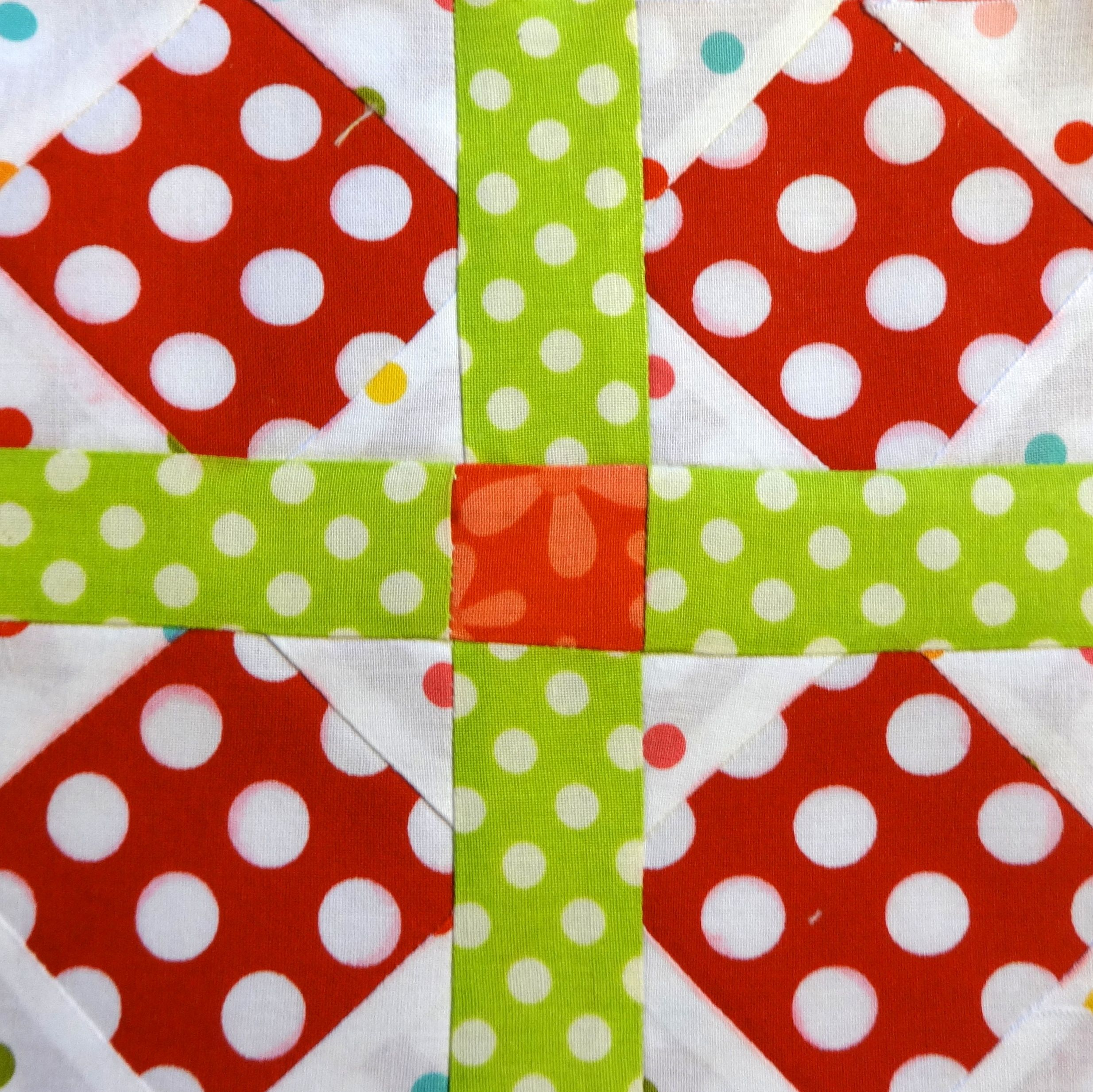 6 Country Crossroads Quilt Block From Farm Girl Fridays
