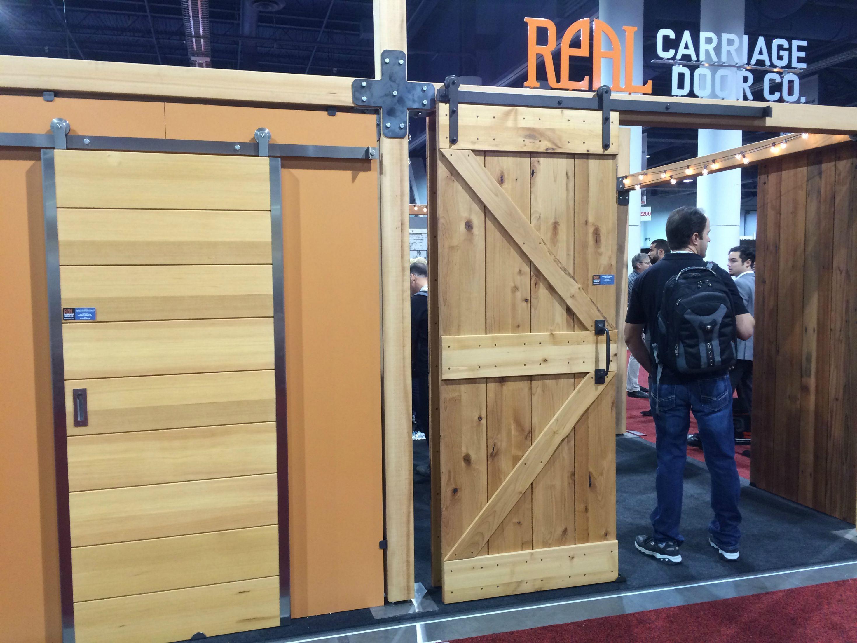 Sliding Barn Door Options - Time to Build