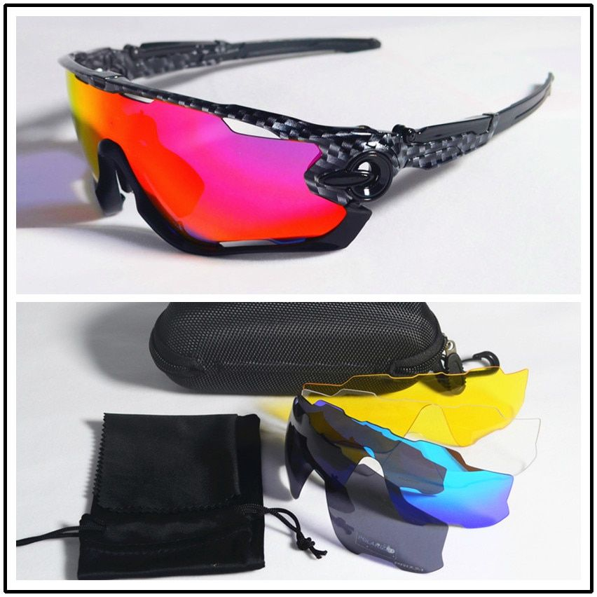 Polarized Cycling Sunglasses Outdoor Sport (With images