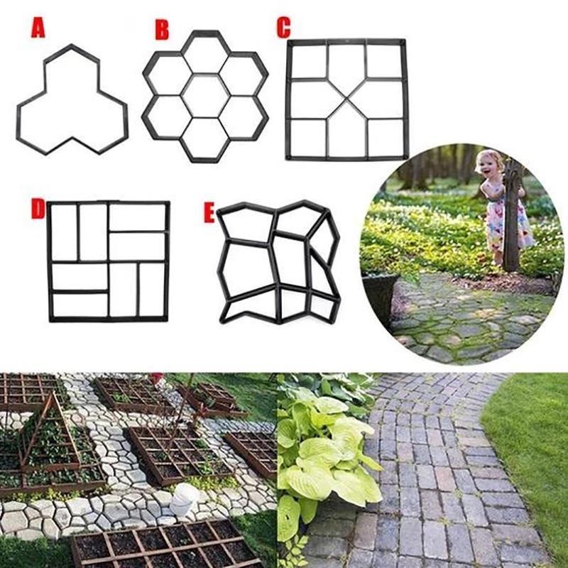 Photo of Garden Path Maker Mold