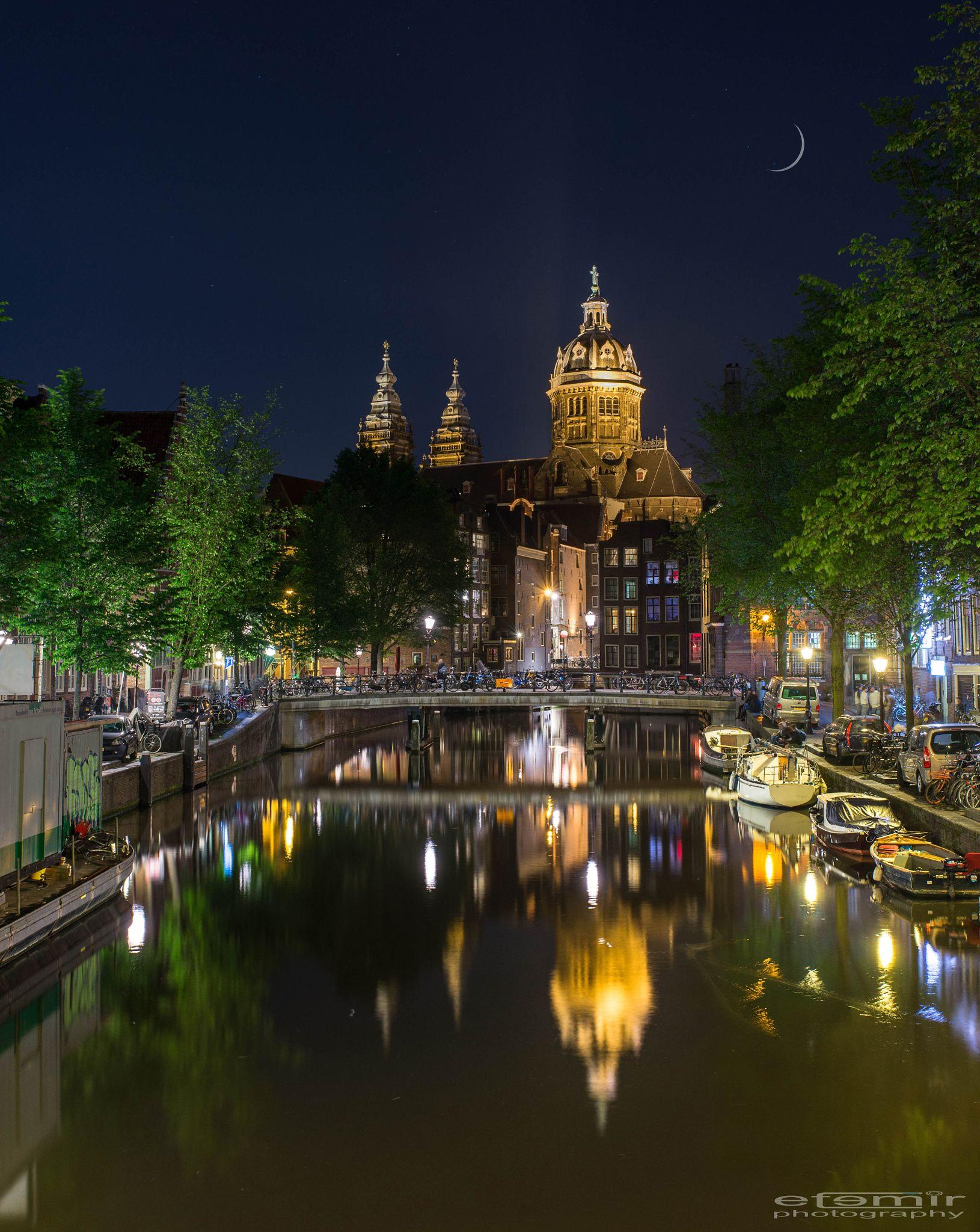 I amsterdam by Efemir Art   on 500px
