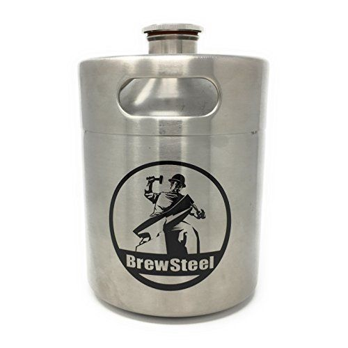 Stanley Classic Vacuum Growler Water Bottle Sz 64oz Matte Black