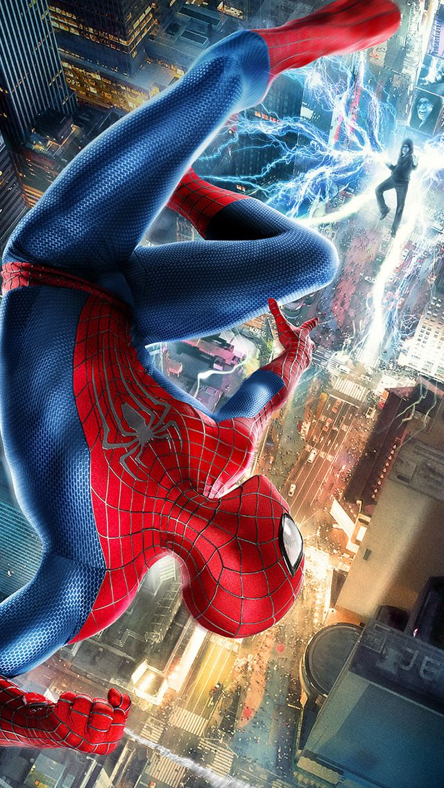The Amazing Spider Man Movie Wallpapers Wallpapers