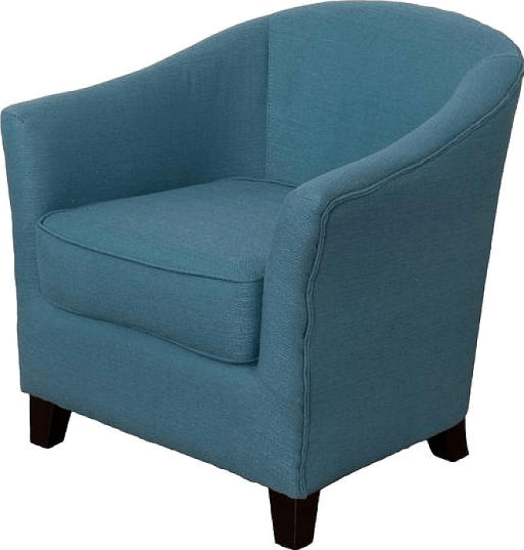 Brilliant Camryn Barrel Chair In Blue Accent Chairs By Latitude Run Machost Co Dining Chair Design Ideas Machostcouk