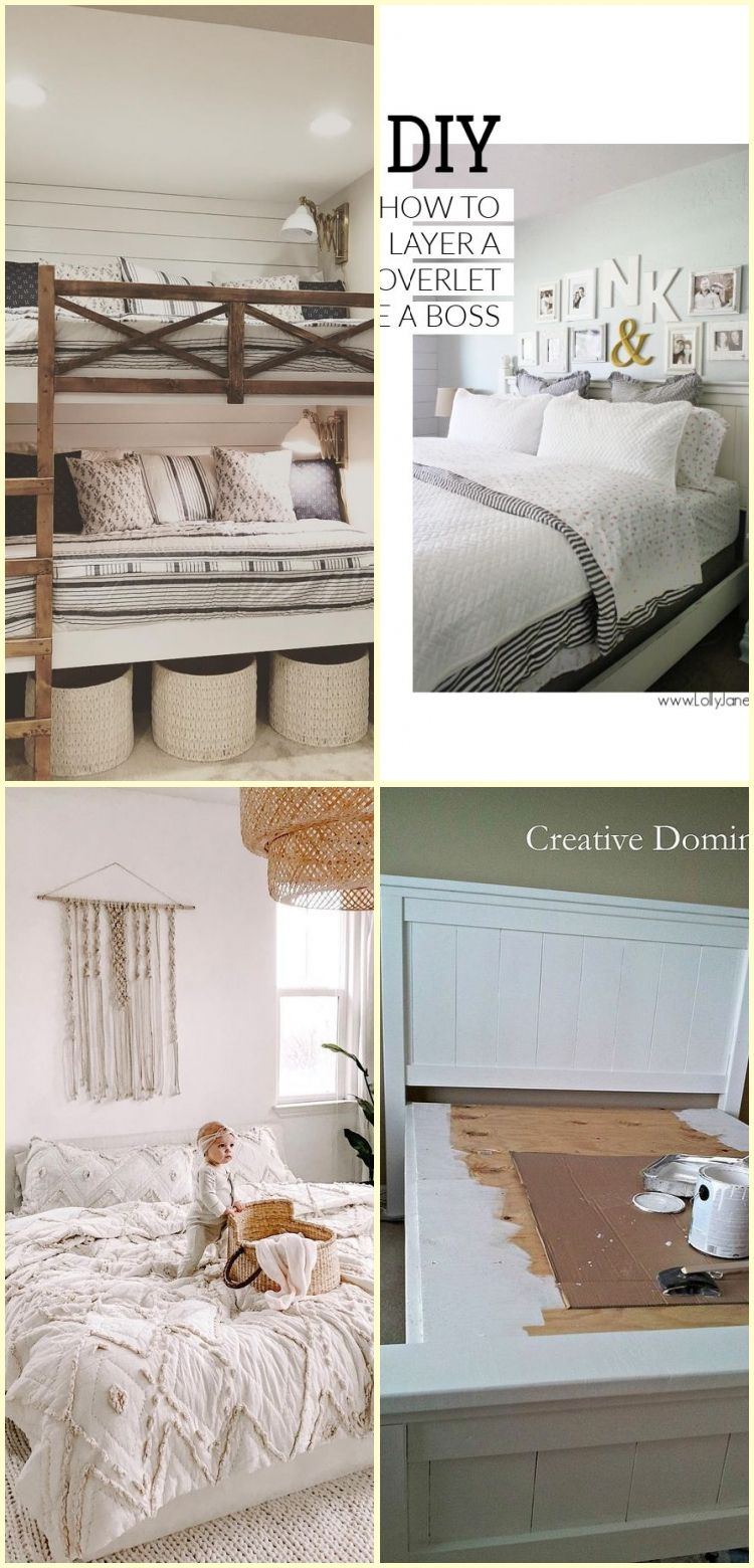 Its done  Loving the new farmhouse beddysbeds quilts and pillows Its done  Loving the new farmhouse beddysbeds quilts and pillows Its done  Loving the new farmhouse beddy...