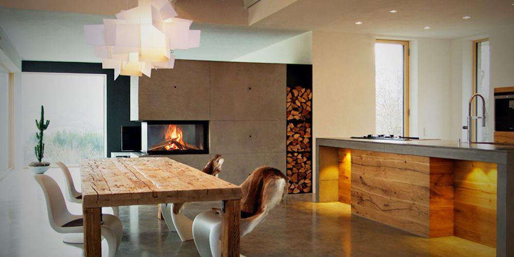 sch ne abgrenzung k che und wohnbereich manchmal ist. Black Bedroom Furniture Sets. Home Design Ideas