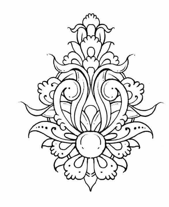 Pin Von Zeynep Zeynep Auf Desen Muster Malvorlagen Schablonen Vorlagen Bilder Selbst Gestalten