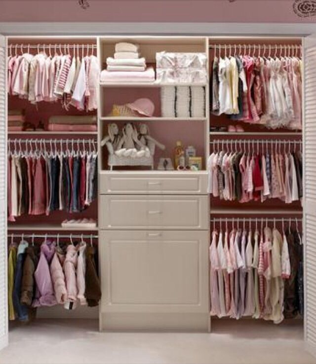 Hgtv Storage Ideas: This DIYer Maximized The Use Of Space In This Closet