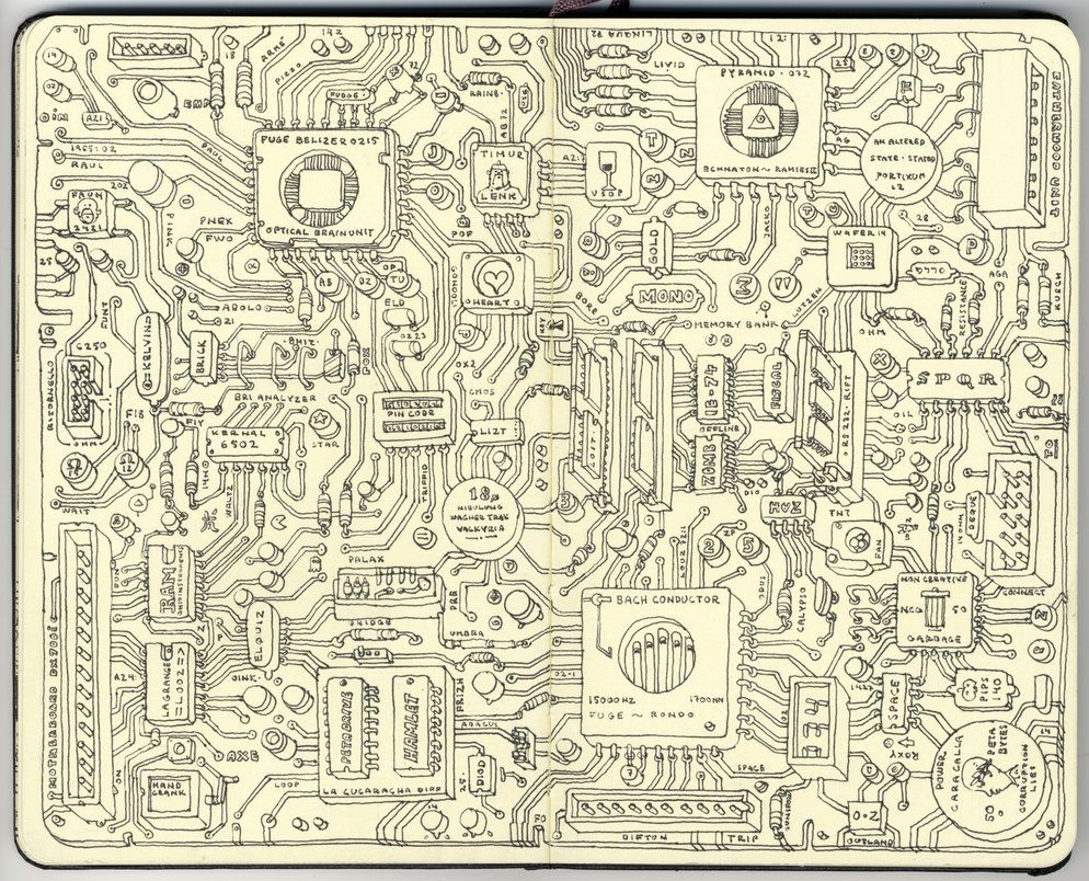 100 Best Arrangements Images Printed Circuit Board Graphic Greeting Card For Sale By Setsiri Design Drawings