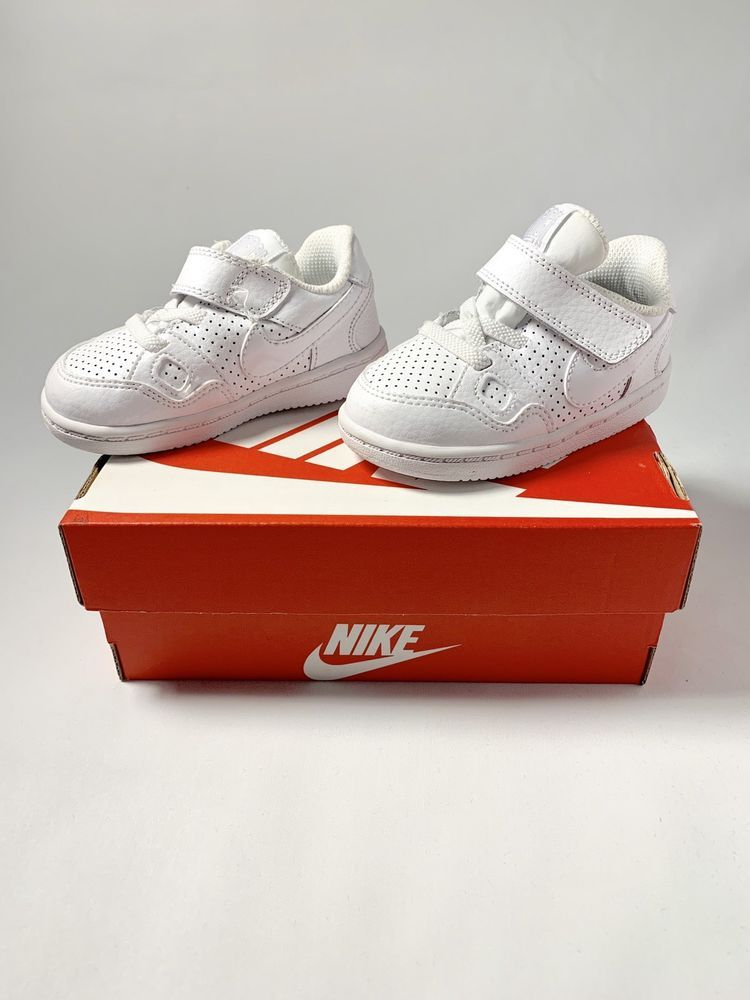 new arrival 4dca0 bbeda Toddler Boys Nike Son Of Force Mid University ALL WHITES Size 5C With Box   fashion  clothing  shoes  accessories  babytoddlerclothing  babyshoes  (ebay link)