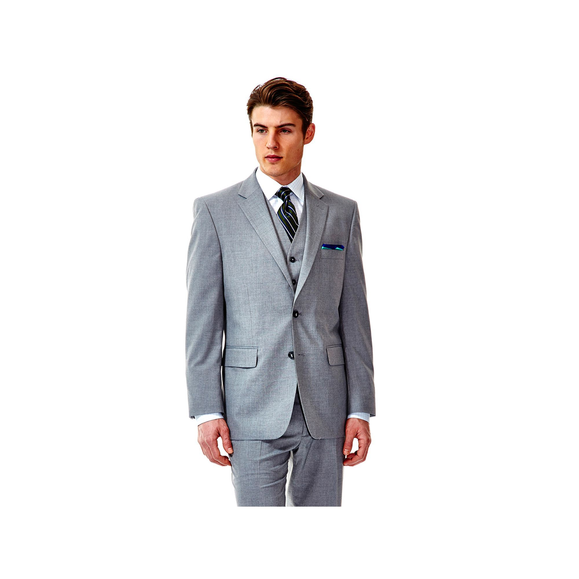 s two fit polyester men piece product shipping suit light today gray overstock mens slim verno shoes clothing viscose grey free