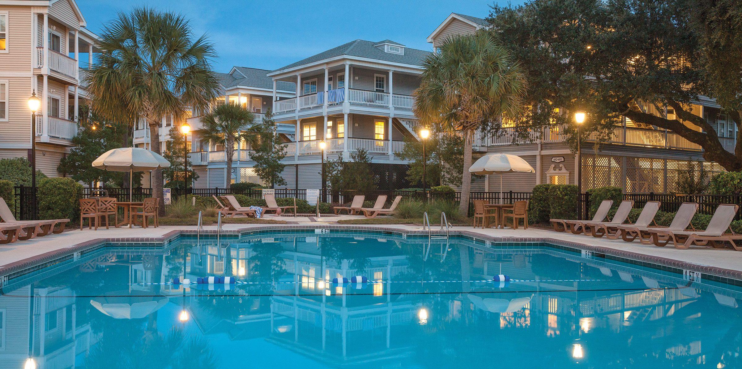 Wyndham Ocean Ridge Edisto, SC Affordable rentals