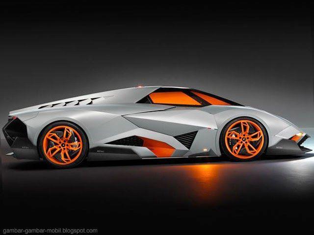 Gambar Mobil Galardo Gambar Gambar Mobil Lamborghini Concept Lamborghini Egoista Concept Cars