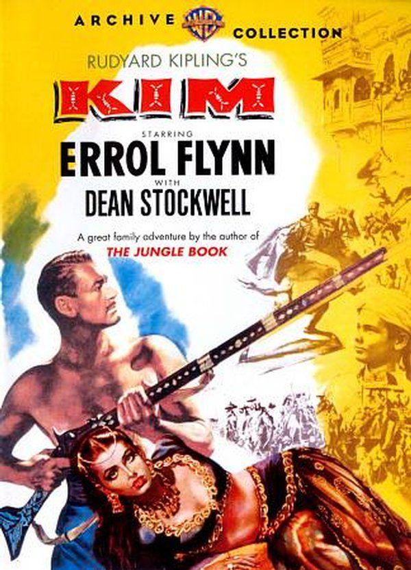Kim If rudyard kipling, Dean stockwell, Errol flynn