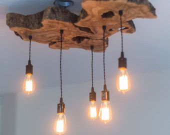 design your own lighting. Create Your Own Custom Live-Edge Wood Slab Light By 7MWoodworking Design Lighting