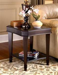 End Table Decor