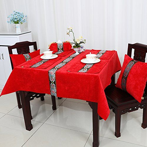 Europeanstyle Table Cloth Fabric Table Clothround Table Square New Tablecloth For Dining Room Table Decorating Design