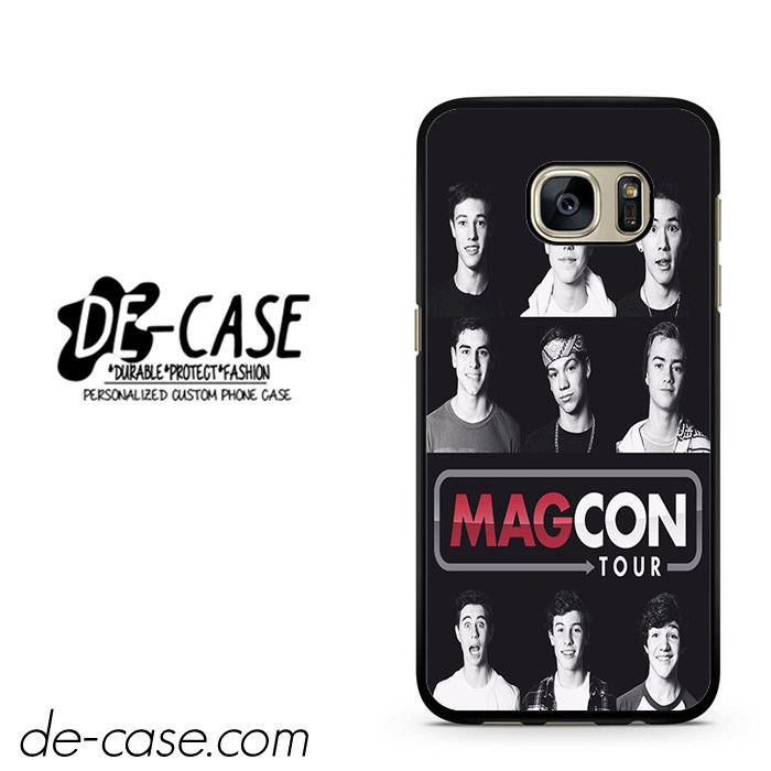 Magcon Boys Tour Poster DEAL-6779 Samsung Phonecase Cover For Samsung Galaxy S7 / S7 Edge