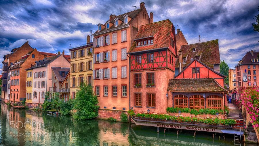 Strasbourg by monty151957. Please Like http://fb.me/go4photos and Follow @go4fotos Thank You. :-)