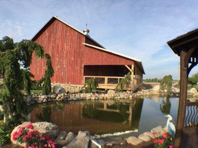 Blissful Barn, Ceremony & Reception Venue, Greater Grand ...