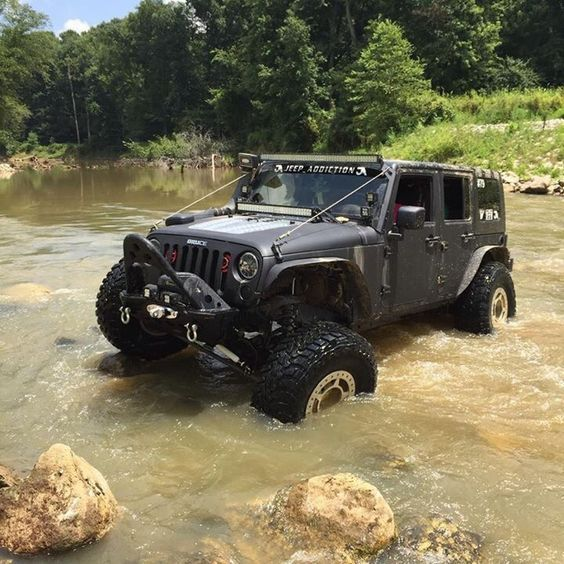 Raven Truck Accessories Approves This Jeep Itsofficial Jeep