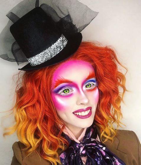 Photo of Fröhliches Halloween! Hier sind die besten Halloween-Make-up-Looks, die es heute zu kopieren …