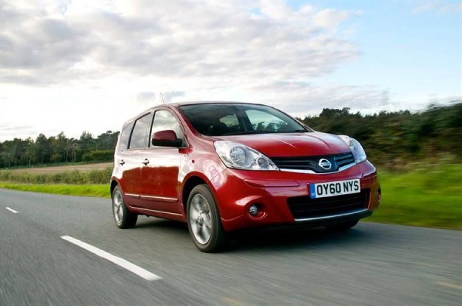 Nissan Note Insurance Group Nissan Note 2006 2013 Review