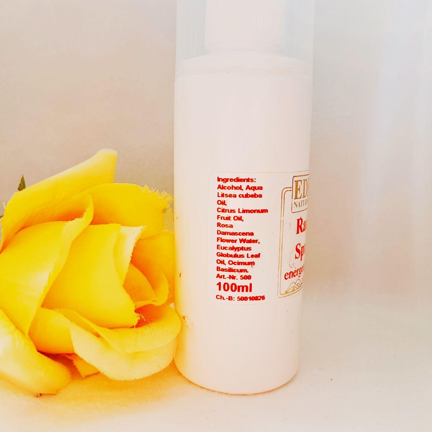 Produkttest Raumspray - Morgenfrische von Edel Naturwaren