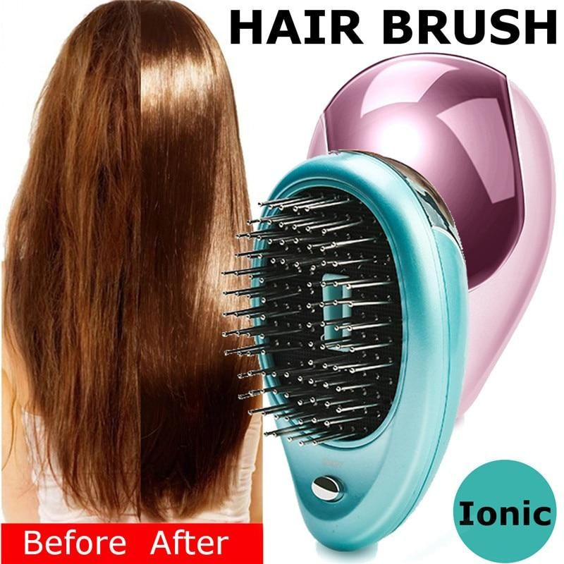 Electric Ionic Styling Hairbrush Hair Pinterest Hair Brush