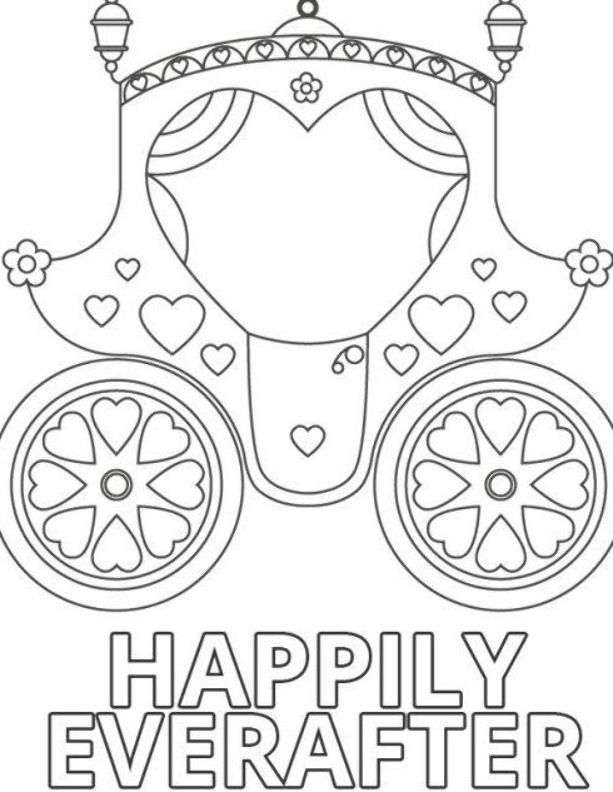 free wedding coloring printables for kids  kinder auf der
