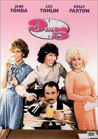 1980 9 to 5 Vintage PRINT AD JANE FONDA LILY TOMLIN DOLLY PARTON Movie Advert