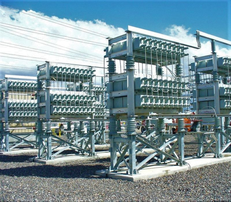 Shunt Capacitor Bank And Its 4 Configurations Capacitor Configuration Bank