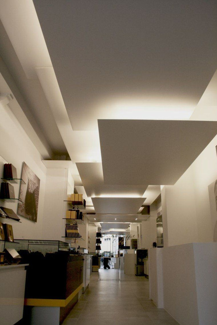 Faux plafond suspendu une solution moderne et pratique for Idee design