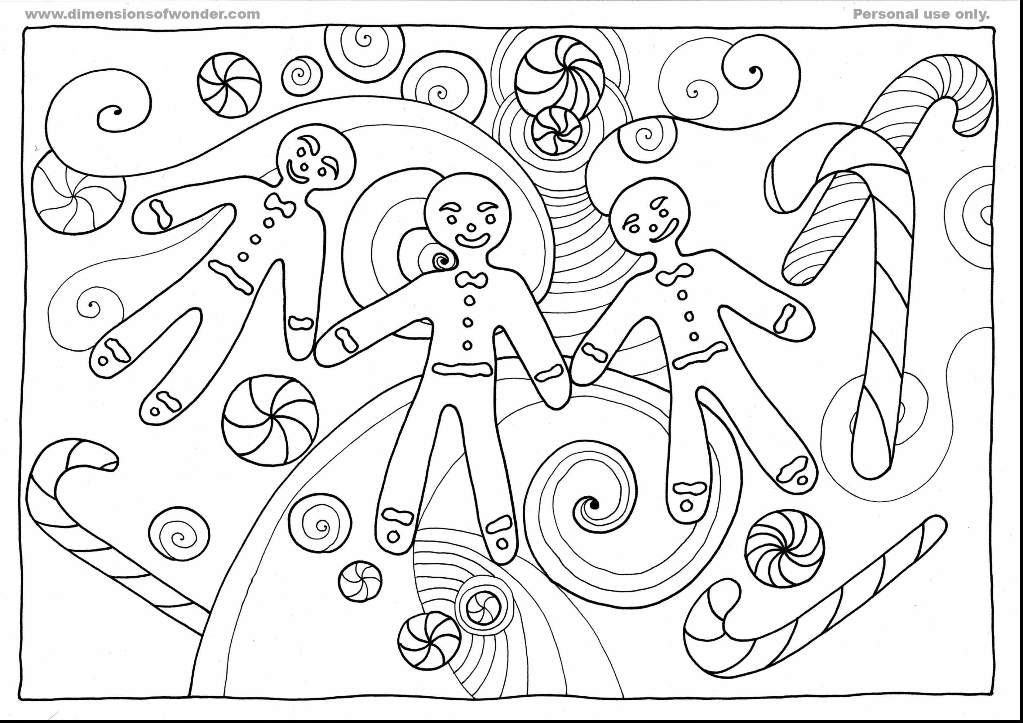 Gingerbread Man Coloring Page Best Of Coloring Gingerbread