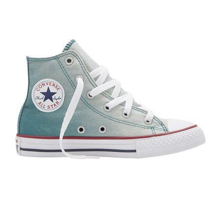 zapatillas casual de niños chuck taylor all star hi converse