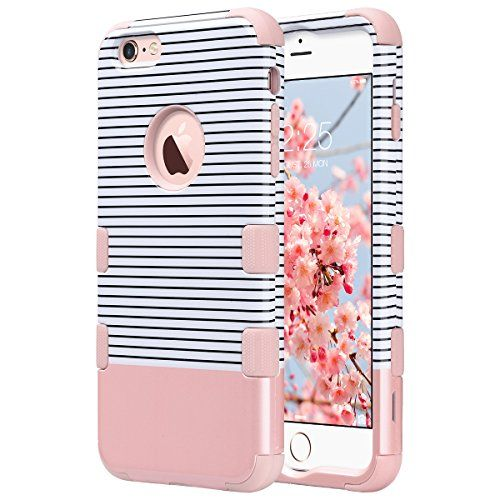 ULAK Cover iPhone 6s Plus iPhone 6 Plus Custodia Ibrida a