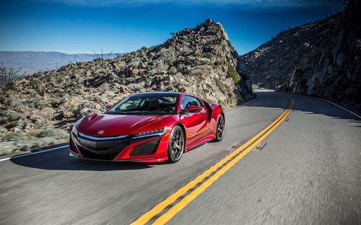 2018 acura nsx wallpaper. simple wallpaper download wallpapers acura nsx road 2018 cars movement red nsx supercars with acura nsx wallpaper