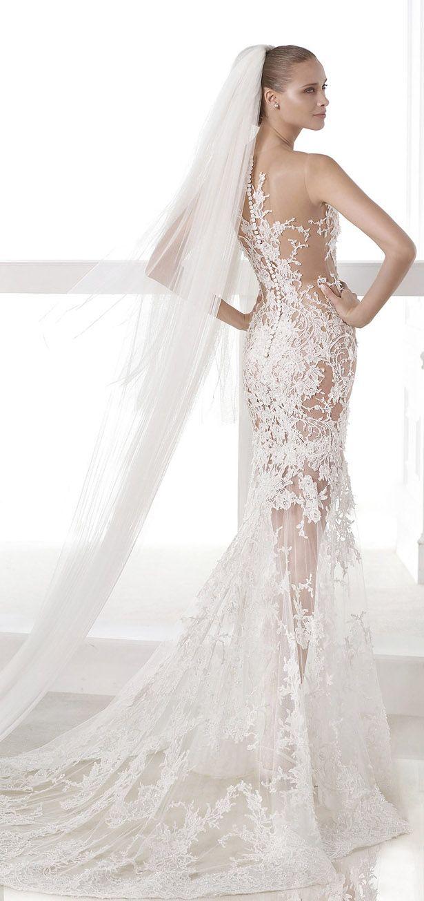 Atelier pronovias haute couture bridal collection vestidos