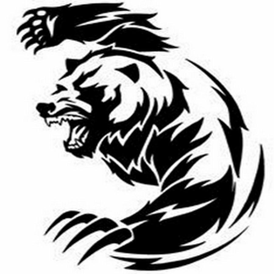 24 Latest Bear Tattoo Designs In 2020 Tribal Bear Tattoo Bear Tattoos Bear Tattoo Designs