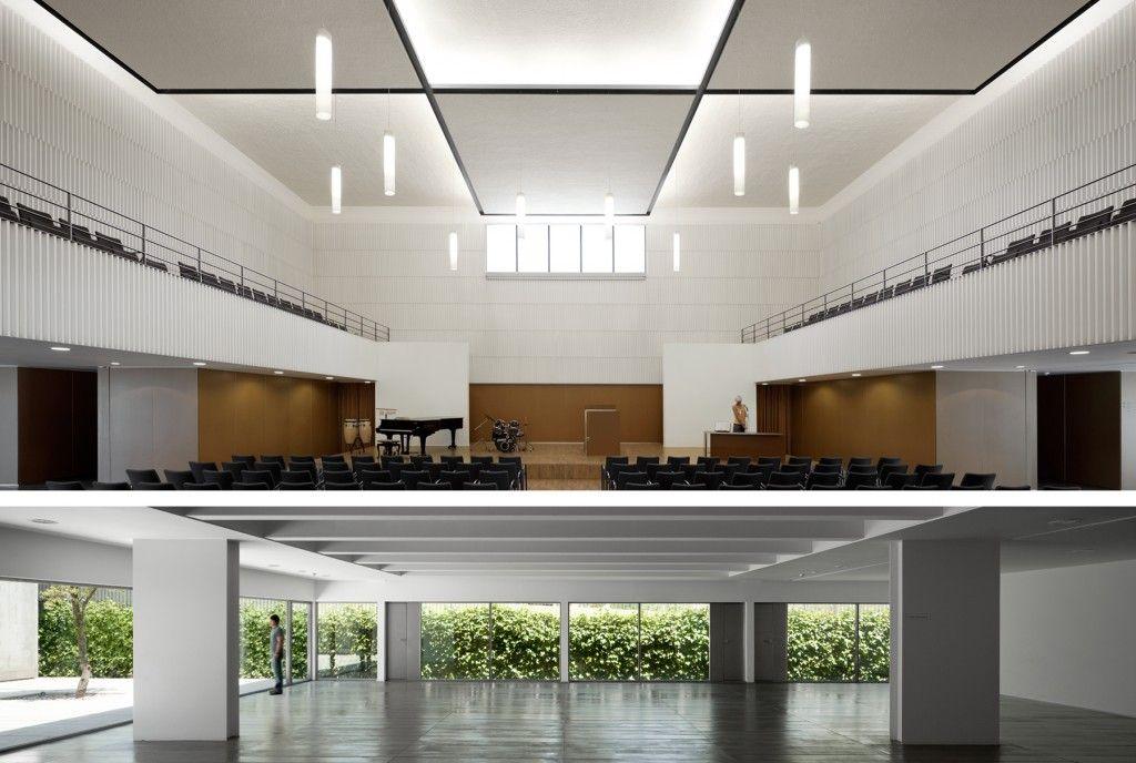Iglesia evang elica terrassa proyectos que debo intentar - Arquitectos terrassa ...