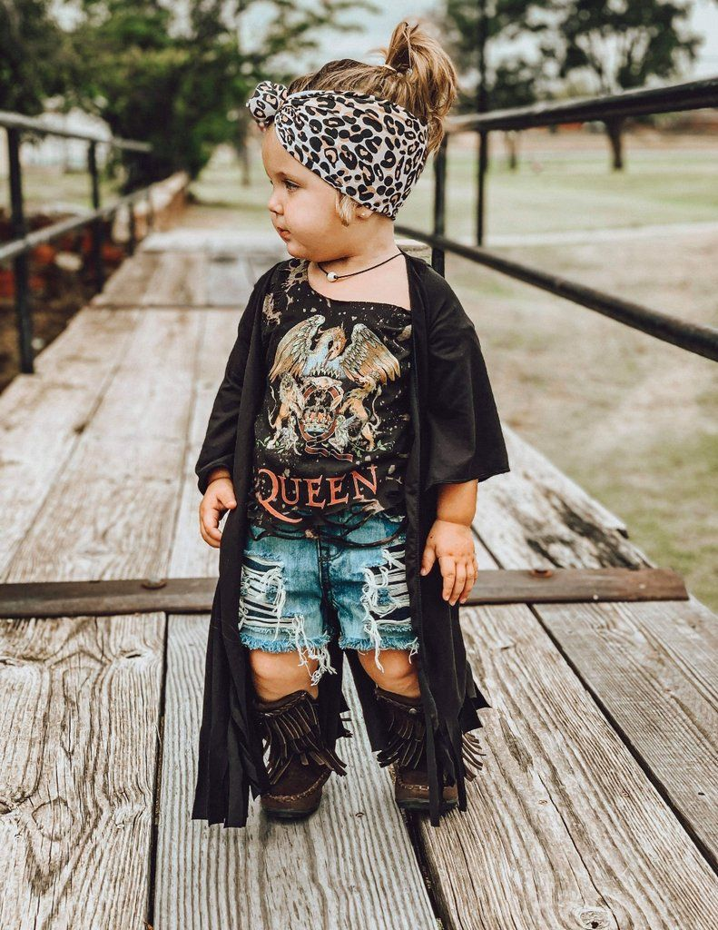 Distressed Shorts  Baby clothes country, Baby girl fashion, Kids