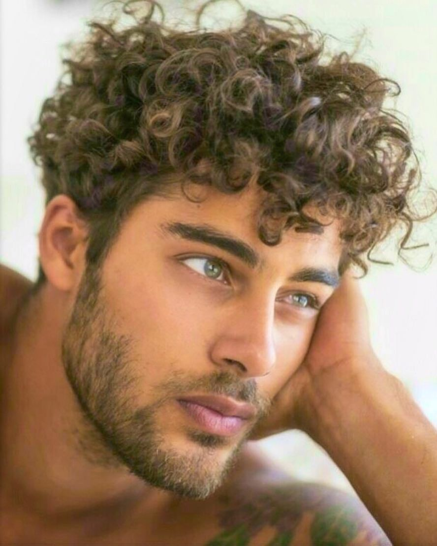 Men S Curly Hair Posted On Instagram Curly Hair 479 Menscurlyhair Menscurls Curlyhairmen C In 2020 Curly Hair Men Men S Curly Hairstyles Medium Curly Hair Styles