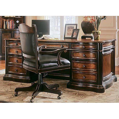 Ashley Furniture Killeen Texas: Hooker Preston Ridge Executive Desk