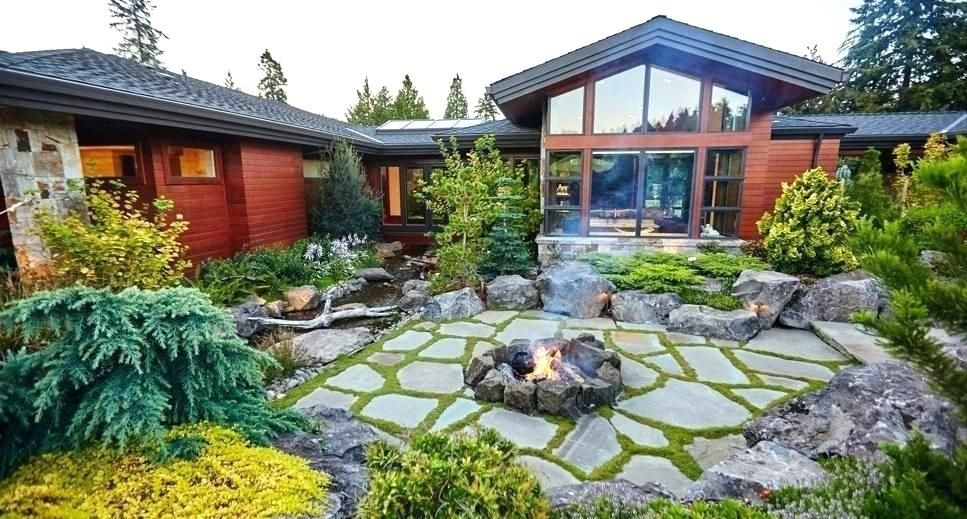 Pacific Northwest Yard Landscaping Ideas North West Landscape